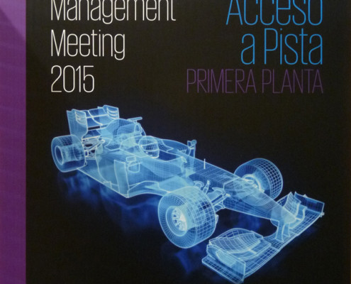 Diseño gráfico eventos kpmg management meeting 2015